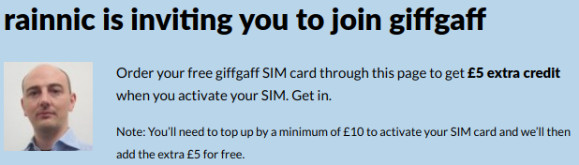 Click on the image to obtain the extra £5 for free