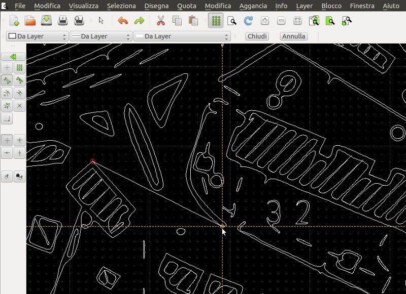 Using Inkscape to convert TIFF to DXF   Rainnic in the Clouds