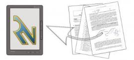 "Slide for the blog's article ""About eBook reader: a total stranger"""