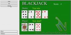Blackjack mini-project