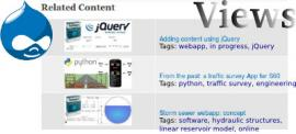 Related Content in Drupal 7 using Views