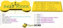 How OpenSCAD and parametric design can help in 3D printing