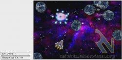 Asteroids (Ricerocks) mini-project