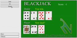 Blackjack mini-project