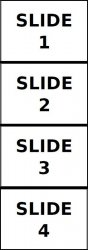 Example of the 4-slide output file