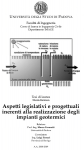 La copertina della tesi di laurea di Nicola Rainiero sulla geotermia a bassa entalpia
