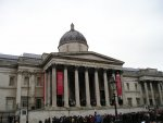 National Gallery frontside